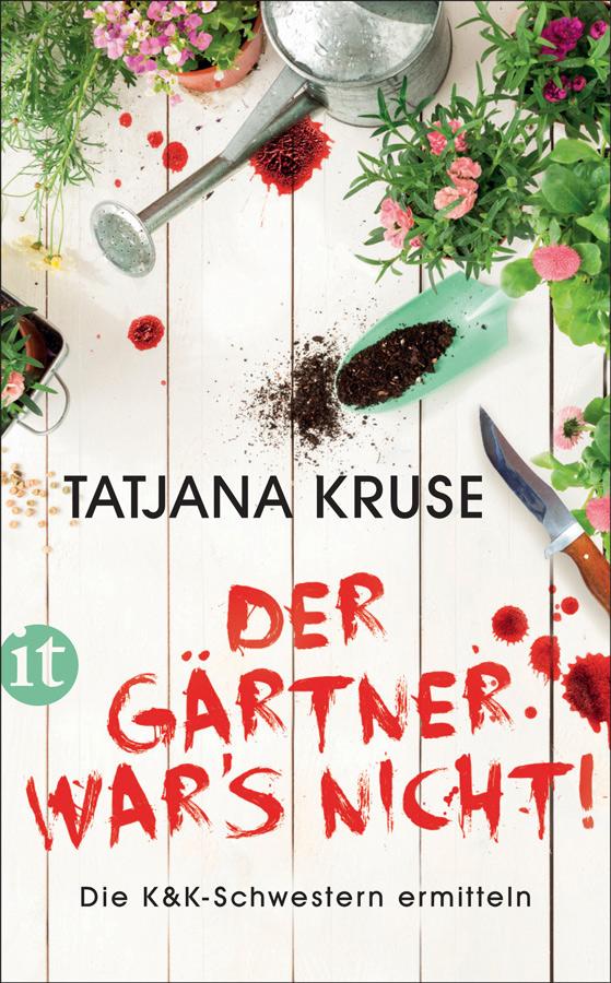 Kruse_Der-Gärtner-war's-nicht_Cover
