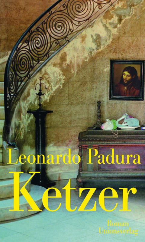 "HANS-JOACHIM HARTSTEIN LIEST LEONARDO PADURAS ""KETZER"""